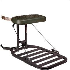 Summit Trophy Chair Review Swivel Jungle Fever Raptor Series Rsx Hawk Treestand Pinit