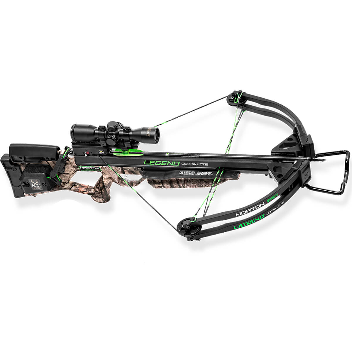 Horton Legend With Acudraw 50 Crossbow