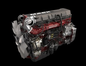 MP7 Semi Truck Engine | Mack Trucks