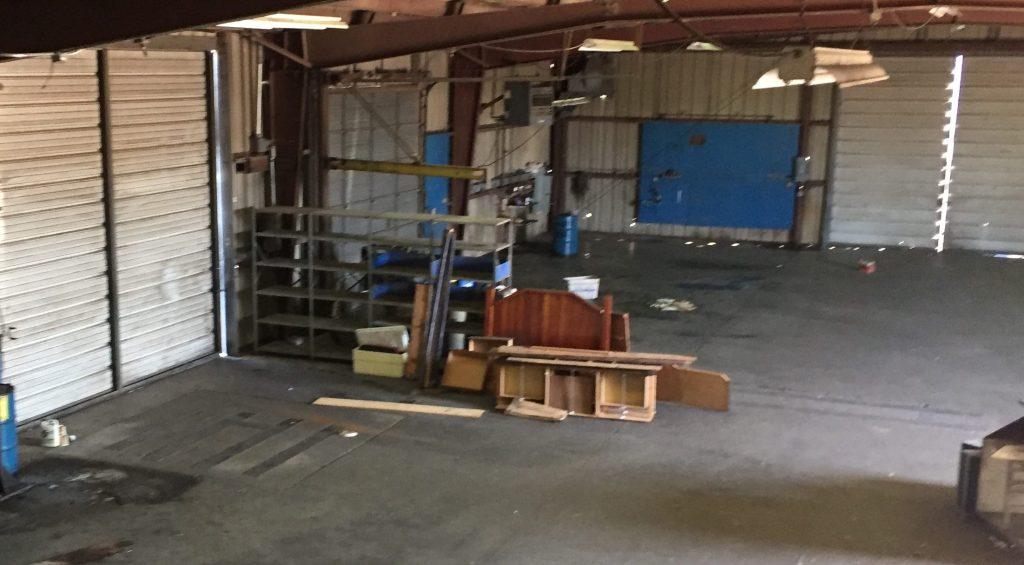 725 Fulton Shipyard - Warehouse