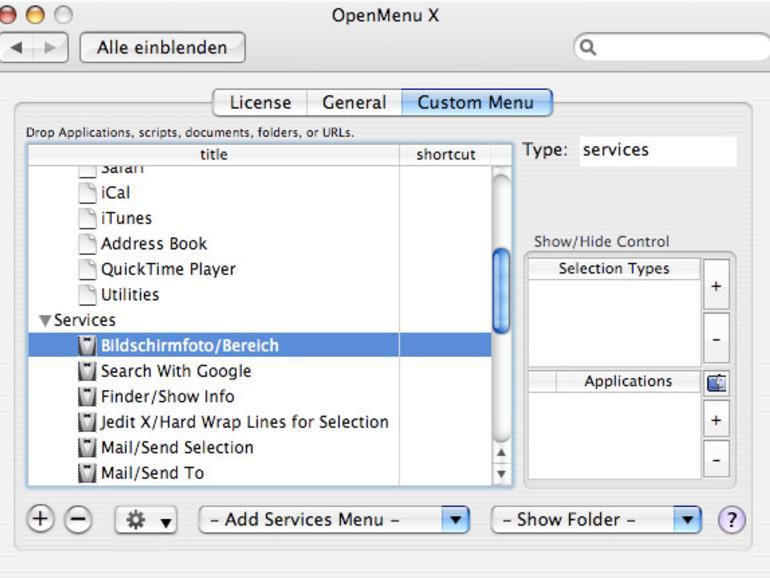 Openmenu X 1 02 Mac Life
