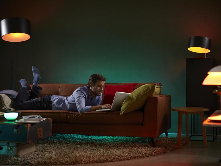 Lampen fr das iPhone Intelligentes Licht fr das smarte Zuhause  Mac Life