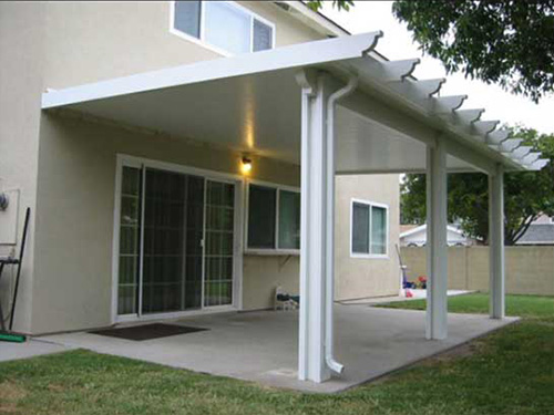 insulated patio cover services in