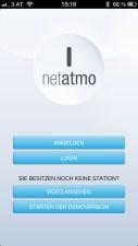 netatmo setup 1