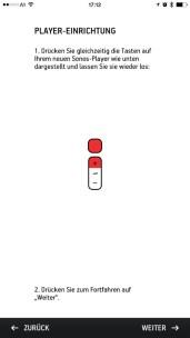 sonos iPhone - ersteinrichtung 7