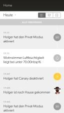 Canary App 8