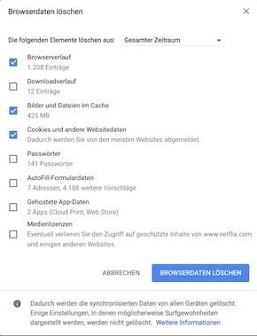 chrome_websitedaten_loeschen