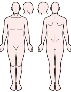 Parts of the body to record where your pain is also types and how talk about them information support rh macmillan