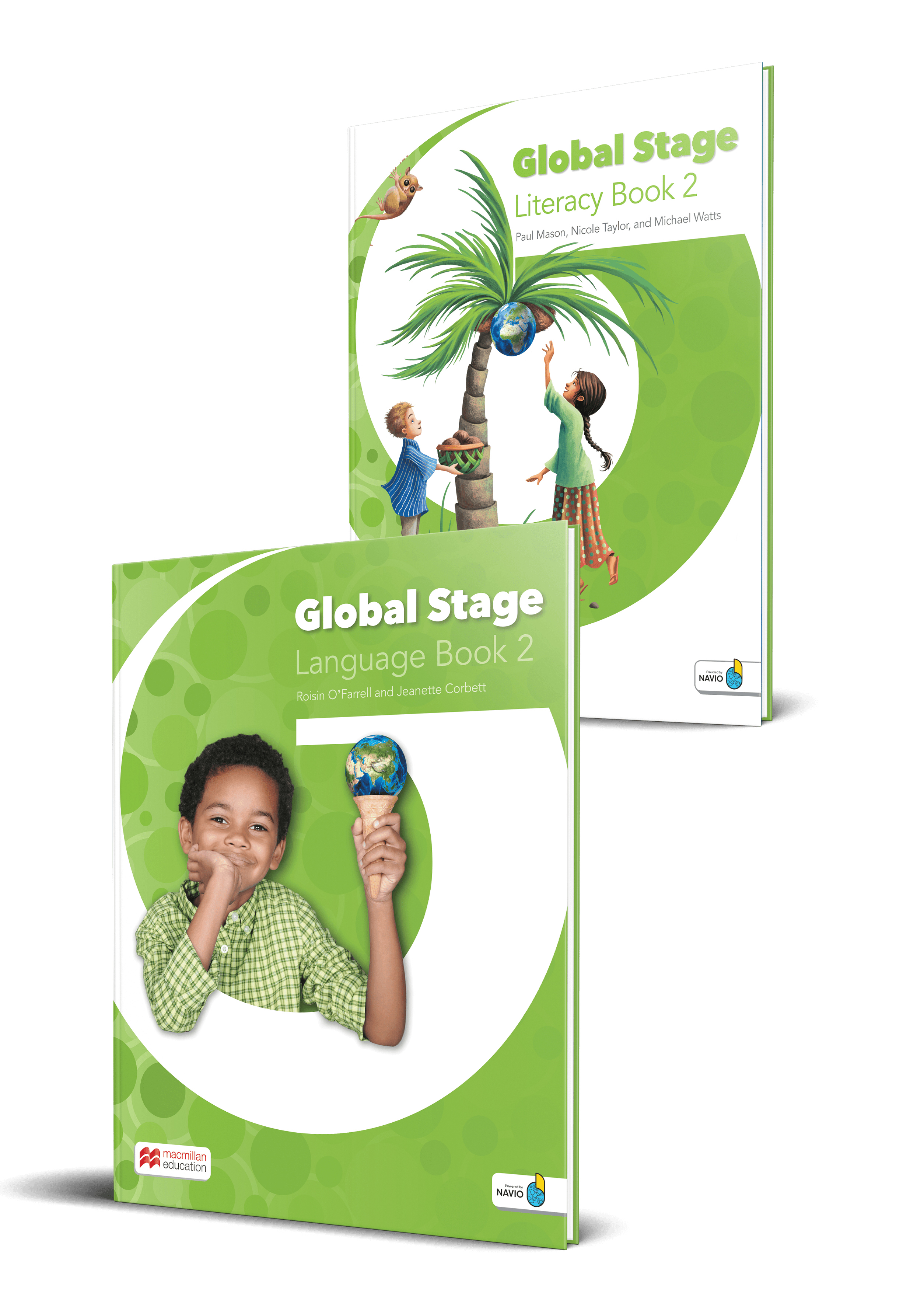Global Stage Level 2 Literacy Book And Language Book With