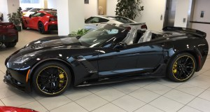 2016 Corvette Z06 C7R Special Edition