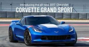 2017 Corvette Grand Sport in Admiral Blue Metallic