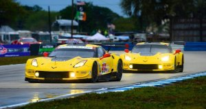 Corvette Racing Takes the Checkered Flag at Sebring for Second Straight Win
