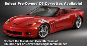 Spring Has Sprung at MacMulkin Chevrolet with Pre-Owned C6 Corvettes!