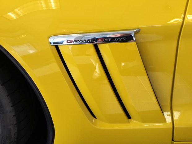 2011 Corvette Grand Sport Convertible 3LT