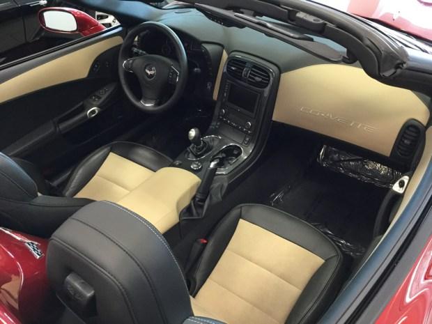 2013 Corvette Grand Sport 427 Convertible - Only 5,631 Miles