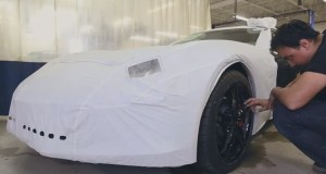 Watch Saad Ansari unwrap his 2016 Corvette Stingray upon delivery.