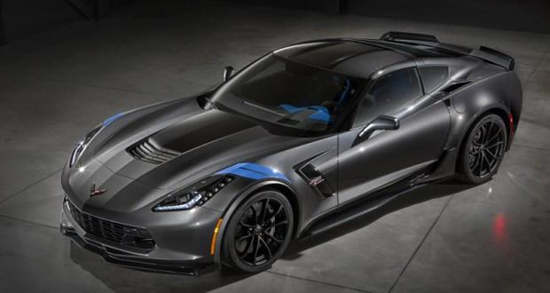 2017 Chevrolet Corvette Grand Sport Collector's Edition