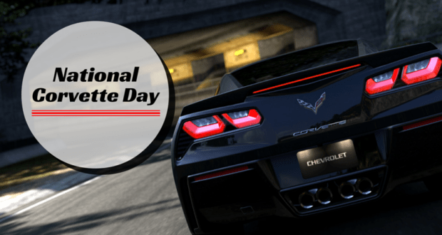 National Corvette Day Today!