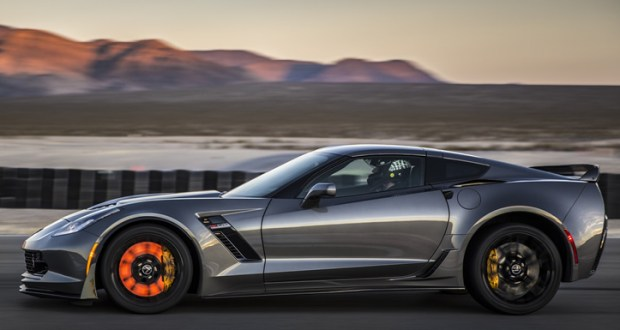 2017 Corvette Z06 to Get Cooling Improvements and Minor Tweaks