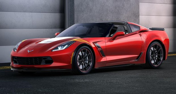 Chevrolet Fires Up the Online 2017 Corvette Configurator