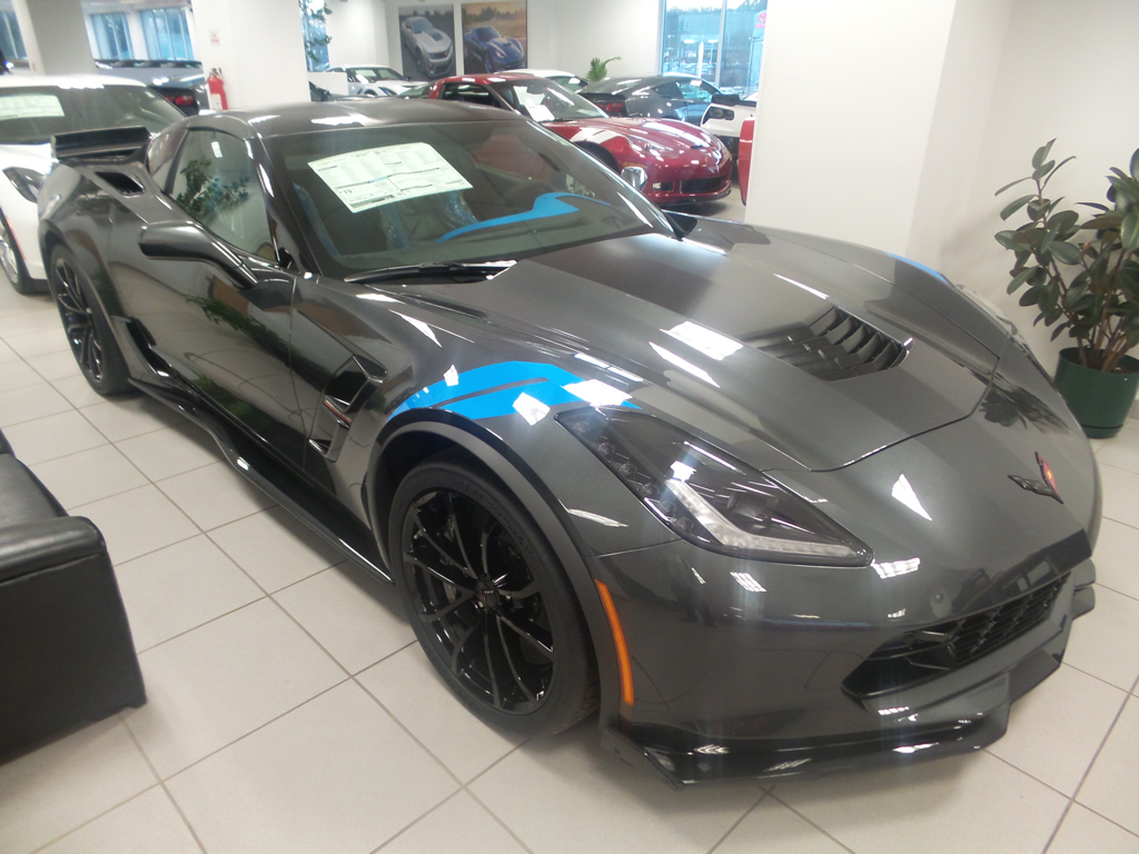AVAILABLE! 2017 Corvette Collector Edition Grand Sport #86 out of ...