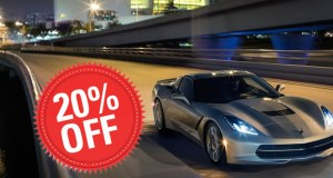 2018 Corvette Sale - 20% Off - MacMulkin Chevrolet