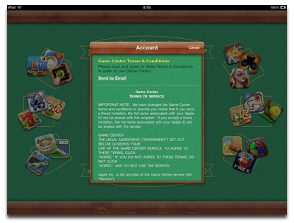 Game Center Adds Names To Friend Requests The Mac Observer