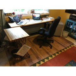 Diy Wood Chair Mat Booster Seat For Kitchen Tmo Reader Builds Awesome Office The Mac Observer
