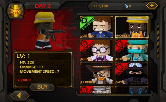 3 Free Ios Games Zombies Zombies And More Zombies