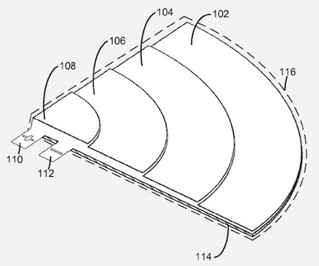 Battery Patent Application Hints at Thinner Apple Devices