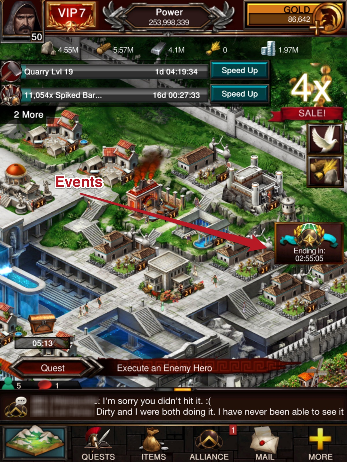 game of war how