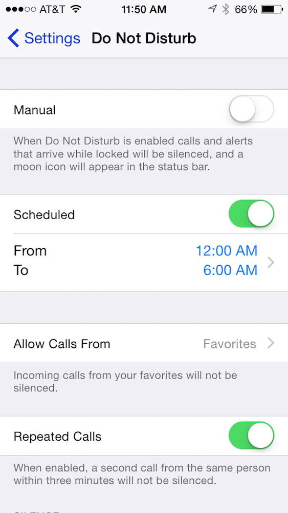How to Schedule Do Not Disturb Times on iPhone – The Mac Observer