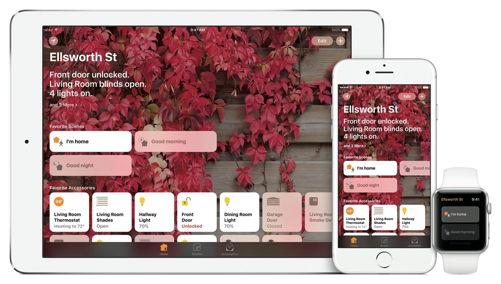 Apple Updates HomeKit Automation Webpage - The Mac Observer