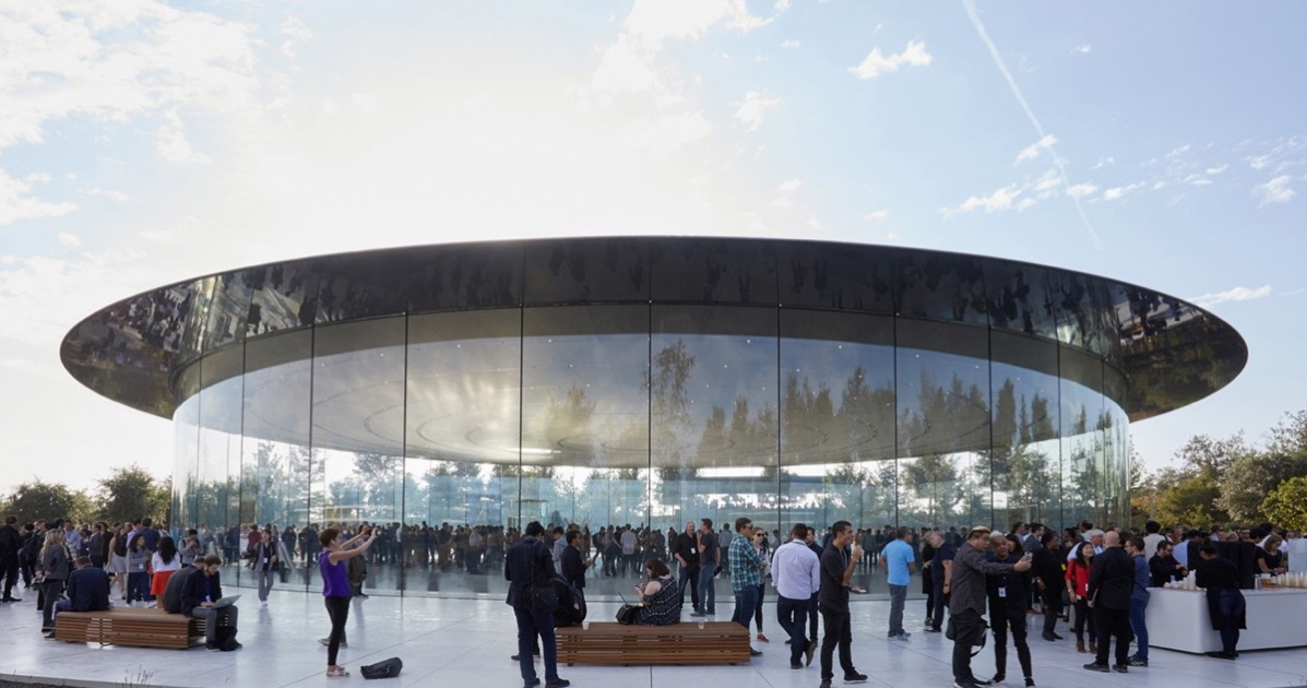 apple park architect credits