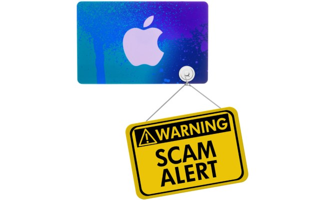 Psa Treasury Dept Issues Alert For Scams Demanding Itunes Cards For Back Taxes The Mac