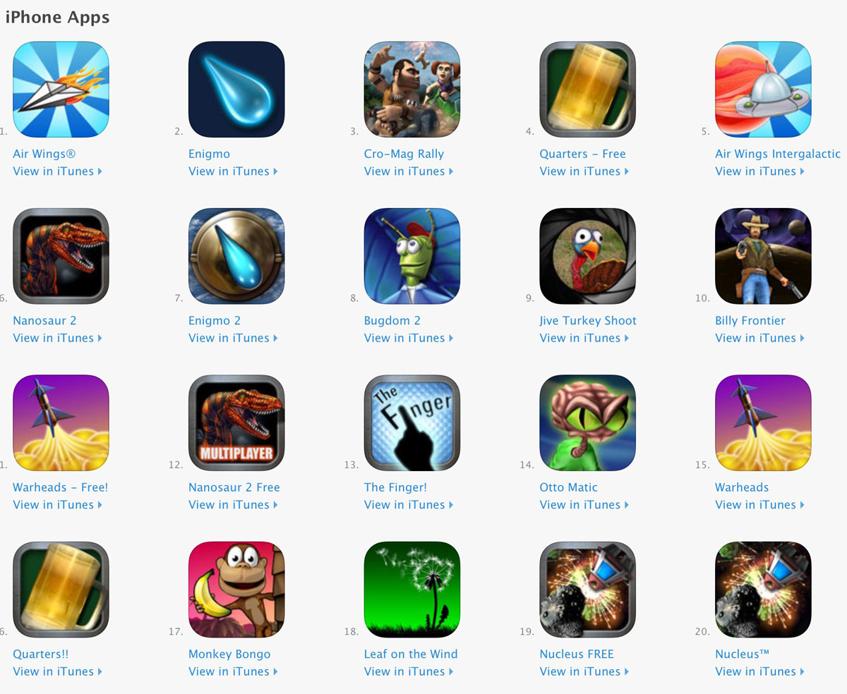 Pangea Ios Games Free For App Store S 10th Anniversary