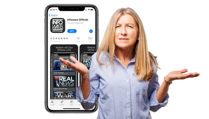 Apple Pulls Right-Wing Conspiracy QDrops App From App Store