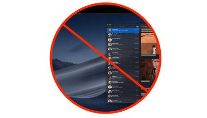What Works in macOS Mojave  What Doesn't - The Mac Observer