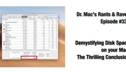 Two Free Mac Apps Help You Find Huge Files Fast - The Mac