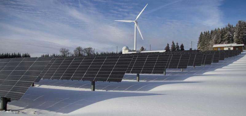 MACOM Wind Energy and Solar Energy Services