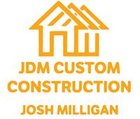 JDM Construction Josh Milligan