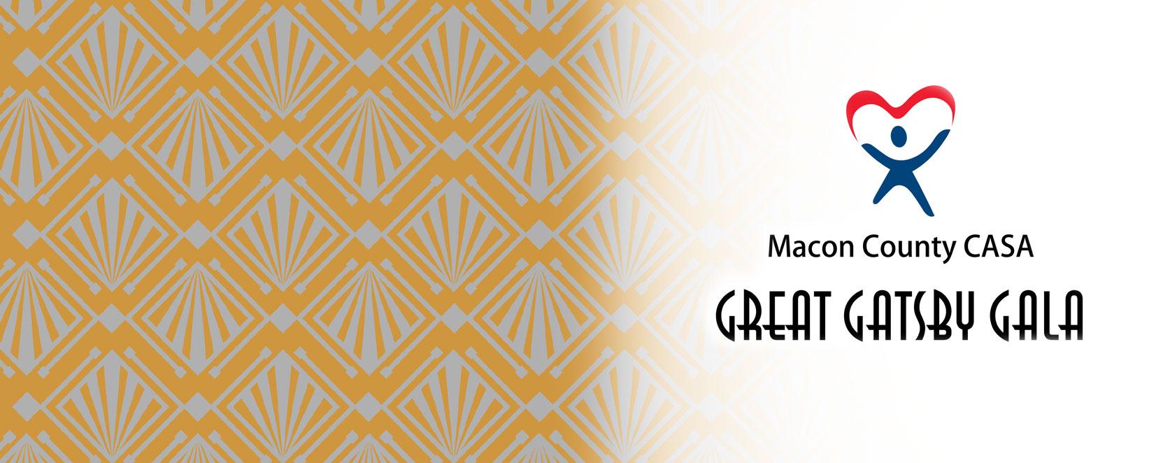 Great Gatsby Gala, Saturday, October 16