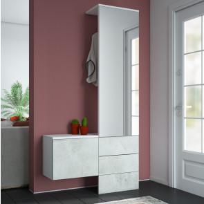Klocke möbelwerkstätte gmbh ingresso, corridoio & Hallway Furniture