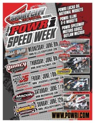 2016 POWRi SPEED Week