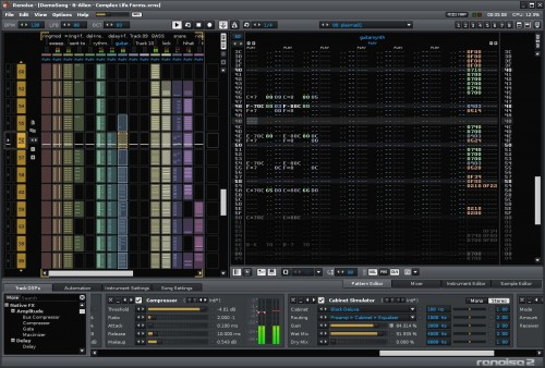 Renoise25SneakPreview