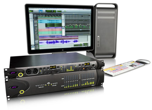 Pro Tools|HD Native System