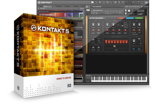 Native Instruments Announces KONTAKT 5