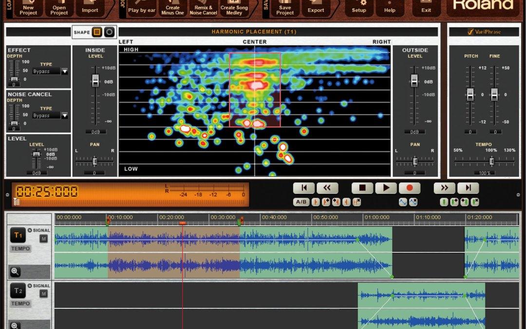 Roland Reveals R-MIX Remastering App