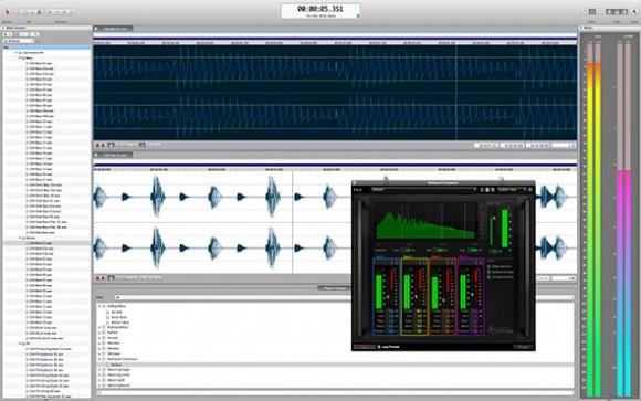 Sony Sound Forge Pro Mac - Plugin Chooser