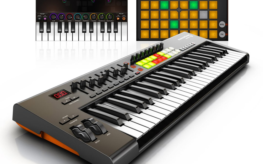 Novation Reveals Launchkey Controller For Mac and iPad